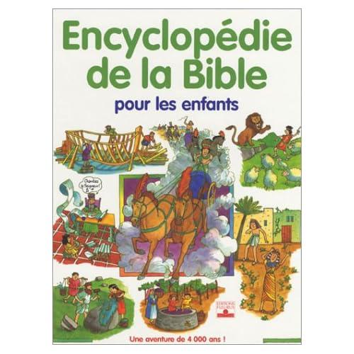Encyclopédie de la Bible pour les enfants