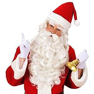 Gants blancs de magicien Père Noël mage gant déguisement accessoire gants de magicien Carnaval Mardi gras