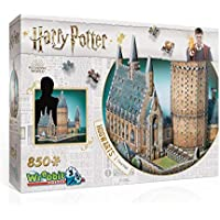 Hogwarts Great Hall 3D Puzzle – 850-teilig