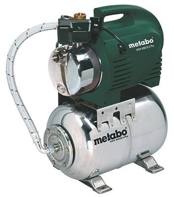 Metabo 0250400130 Hauswasserwerke HWW 4000/20 S Plus von Metabo