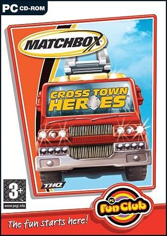 PC Fun Club: Matchbox Cross Town Heroes (PC CD)