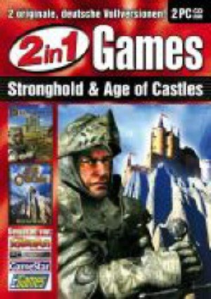 2in1 Games Stronghold & Age of Castles