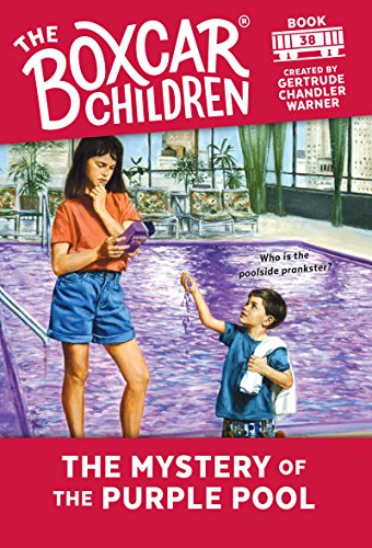 The Mystery of Purple Pool (The Boxcar Children Mysteries)
