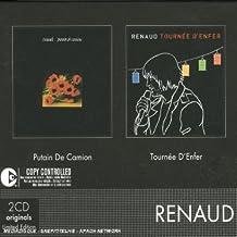 Coffret 2 CD : Putain de camion / Tournée d'enfer