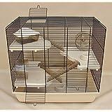 Interzoo Teddy Gigant II Gigant Cage, beige