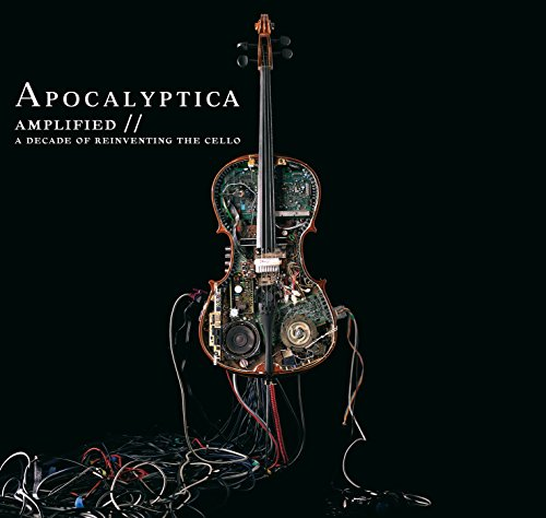 Apocalyptica: Amplified - a Decade of Reinventing The Cello (Audio CD)