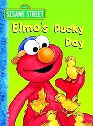 Elmo's Ducky Day (Sesame Street) (Board Books) (Big Bird's Favorites Board Books)