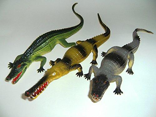 Reittier Krokodil ca Kinderbadespaß 203x117 cm