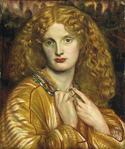 Das Museum Outlet-Helen of Troy, 1863-Poster Print Online kaufen (101,6x 127cm) - Troy Home-office