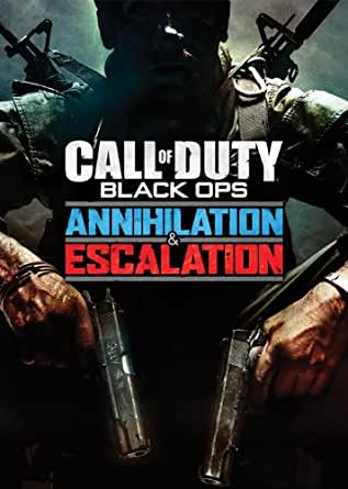 """Call of Duty: Black Ops """"Annihilation & Escalation"""" DLC [Online Game Code]"""