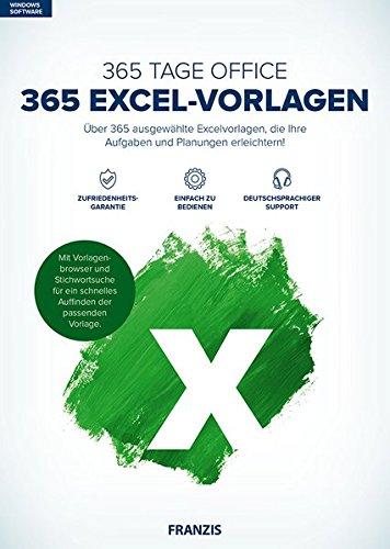 rlagen|Excel|Über 365 ausgewählte Excelvorlagen|Microsoft Word 2016 / 2013 / 2010 / 2007 / 2003 / 2002 / 2000 / 97|Windows® 10/8.1/8/7|Disc|Disc ()
