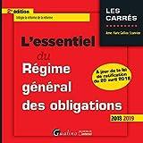 L'essentiel du régime général des obligations / Anne-Marie Galliou-Scanvion | Galliou-Scanvion, Anne-Marie. auteur