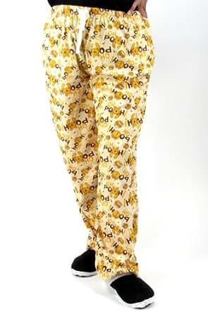 Disney Winnie the Pooh Fleece Plus Size Pyjama Pants (3X)