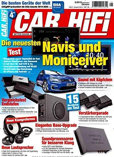 """Car & Hifi 5/2019 \""""Die neuesten Navis und Moniceiver\"""""""