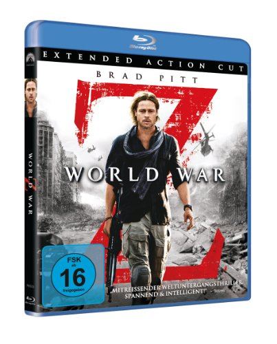 World War Z [Blu-ray] - 2