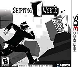 Shifting World (Nintendo 3DS) (NTSC)