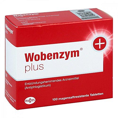 Wobenzym plus Tabletten, 100 St.