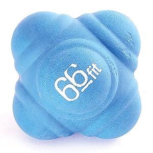 66FIT Geschwindigkeits-Reaktionsball groß – 10 cm