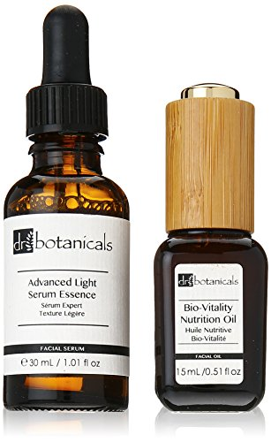 Dr Botanicals Bio Vitality Nutrition Oil and Advanced Light Serum Essence, 1 Stück