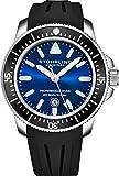 Stuhrling Original Sport Diver Watch Dive Watch pour Hommes avec Couronne vissée et résistant à l'eau jusqu'à 200 m. Cadran...