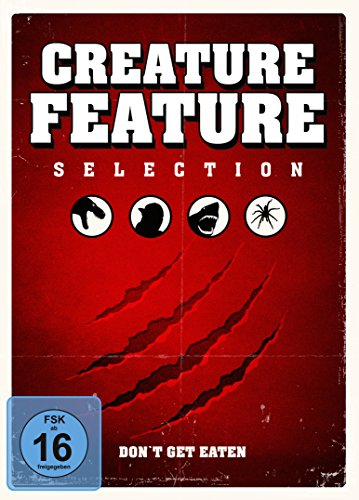 Creature Feature Selection [4 DVDs]