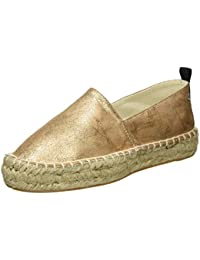 Xti Nude Metallic Ladies Shoes ., Espadrilles femme