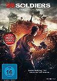 DVD Cover '28 Soldiers - Die Panzerschlacht