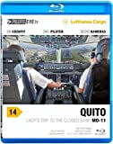 PilotsEYE.tv 14. QUITO (Blu-ray): MD-11 - Lady's trip to the closed strip [Edizione: Germania]