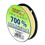 6m VAN DEN EYNDE ROBINSON Latex Pol Elastic 700% Dehnung Gummizug Matchgummi (Ø 0,70mm)