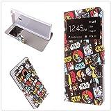 DAM - Star Wars Funda Carcasa Case Smartphone 100% Original - Funda Solo, Huawei P9 LITE / Huawei G9 LITE, L7