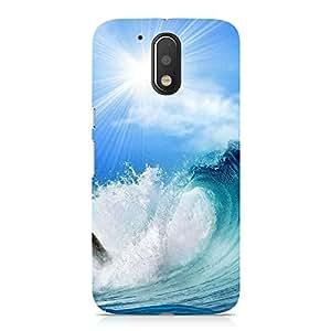 Hamee Designer Printed Hard Back Case Cover for Xiaomi Redmi Note 4 Design 5949