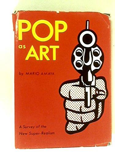 Pop as Art