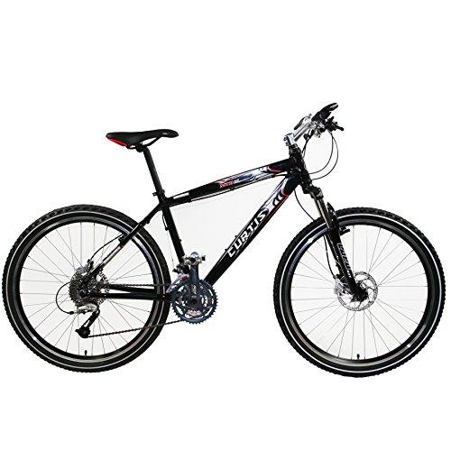 Mountainbike 26 Zoll Alu Herren 27 Gang Shimano Deore LX RH 43 hydraulische Sheibenbremsen
