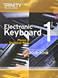 Electronic Keyboard 2015-2018: Grade 1 (Keyboard Exam Repertoire)