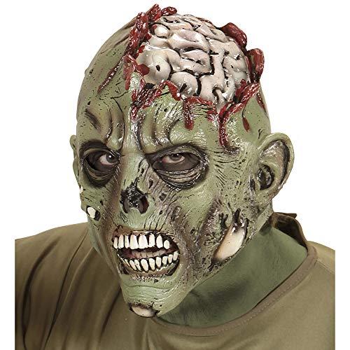 WIDMANN vd-wdm96575Máscara Cabeza Completa Zombie...