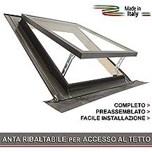 Lucernario per tetto for Velux tetto in legno
