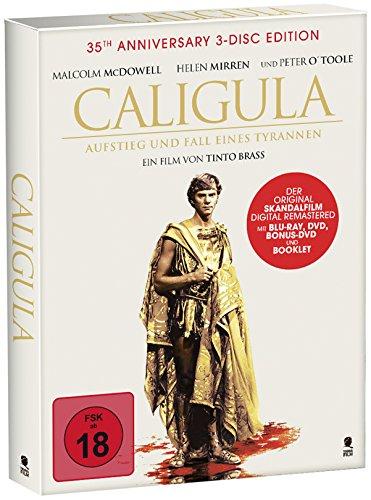 Tinto Brass' Caligula (+DVD) (FSK 18 Jahre) Blu-ray