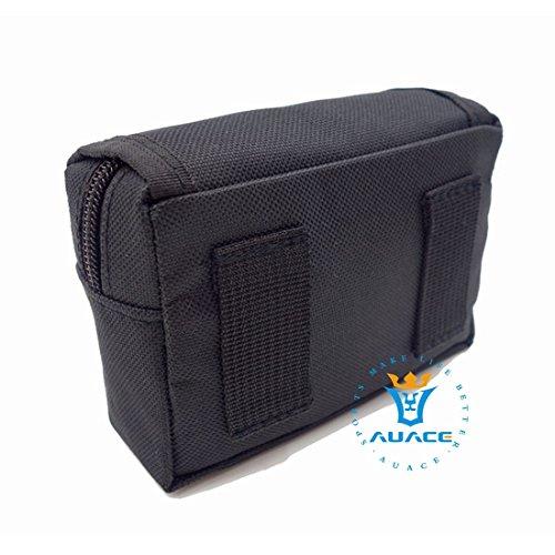 Multifunzione sopravvivenza Gear tattico Sacca Molle Pouch Velcro strumento di portatile da campeggio, Borsa, Borse da viaggio Borse Borse vita borsa custodia, MC BK