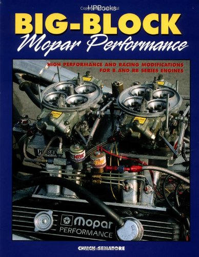 Rb-serie (Big-Block Mopar Performance: High Performance and Racing Modifications for B and RB Series Engines)
