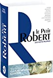 Dictionnaire Le Petit Robert des noms propres