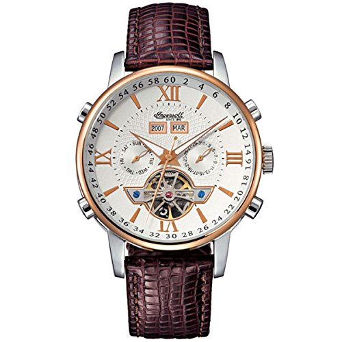 Ingersoll Grand Canyon II Men's Automatic Watch brown/white IN4503RWH