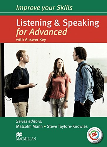 Improve your Skills for Advanced (CAE): Improve your Skills: Listening & Speaking for Advanced (CAE). Student's Book with MPO, Key and 2 Audio-CDs por Malcolm Mann