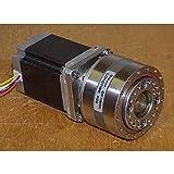 Astro Electronic SECM8-Schrittmotor mit spielfreiem Getriebe 75:1