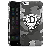 Apple iPhone 6 Hülle Premium Case Cover Sg Dynamo Dresden Logo Fanartikel