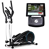 Crosstrainer MX1000 Elliptical Hometrainer Smartphone Steuerung Bluetooth 4.0