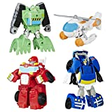 Playskool Heroes Transformers Rescue Bots Griffin Rock Rescue Team by Playskool
