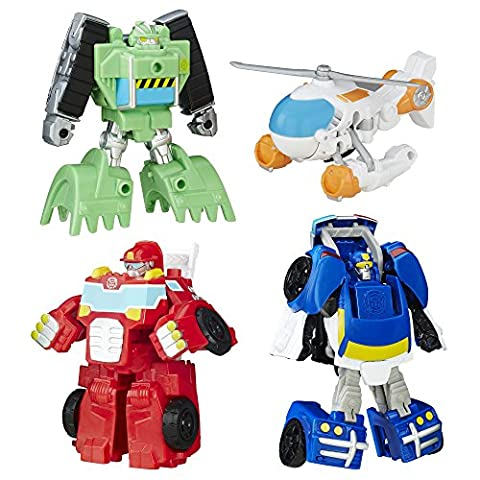Transformers Rescue Bots - Playskool Heroes Transformers Rescue Bots Griffin Rock