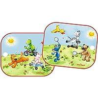 Spiegelburg 14712 Car Window Shades for Children - rear seat - Die Lieben Sieben (2 pieces assorted)