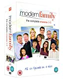Modern Family: The Complete Seasons 1-5 (5 Dvd) [Edizione: Regno Unito] [Italia]