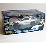 DeLorean Back to the future II, Flying Wheel Version 1:24 Welly